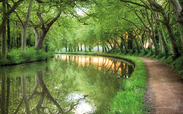 Canal du Midi - Waterways holidays