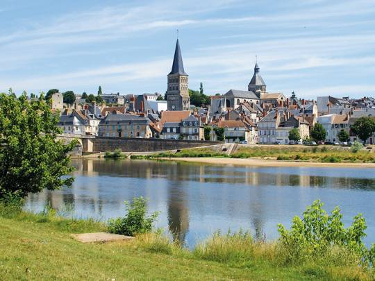 Boating holidays on the Loire