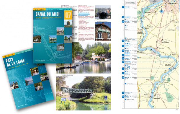Discover the waterways tourism - Guide-book