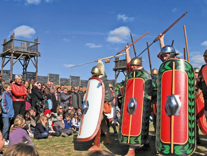 Weekend 2 days : Back to the time of the Roman Gauls - from 462 euros