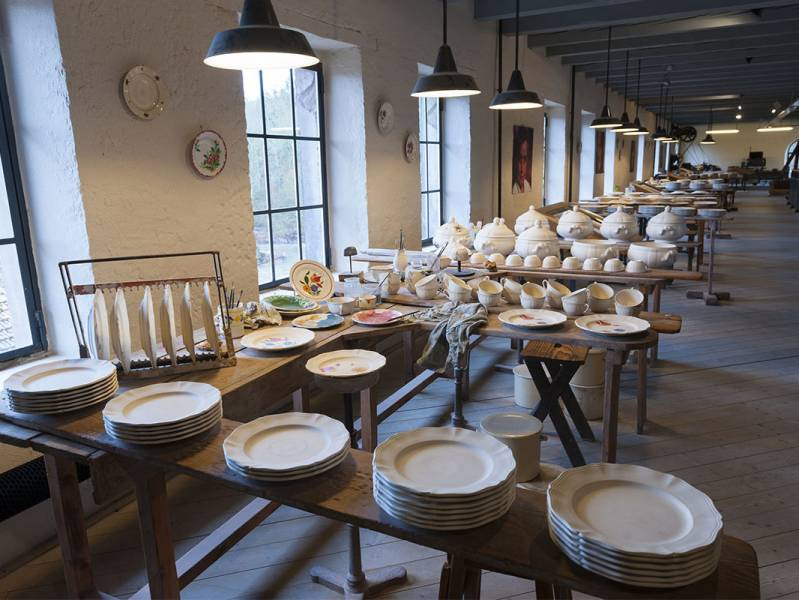 Weekend 2 days : DISCOVER REGIONAL EARTHENWARE: Cruise through the heart of the Alsace-Moselle region - à partir de  euros