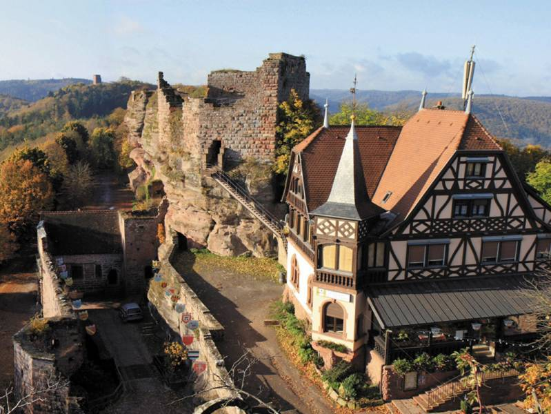 Short break : A short break in Alsace and Lorraine: Cruising through Nature and history - from 842 euros