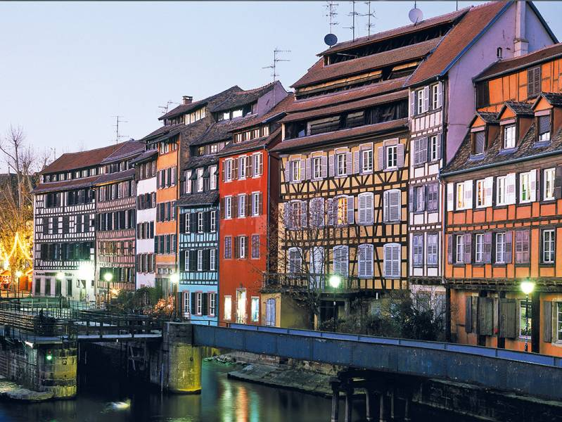 Two weeks : Sail in style to Strasbourg: Cruising through Alsace and Lorraine - from 2512 euros