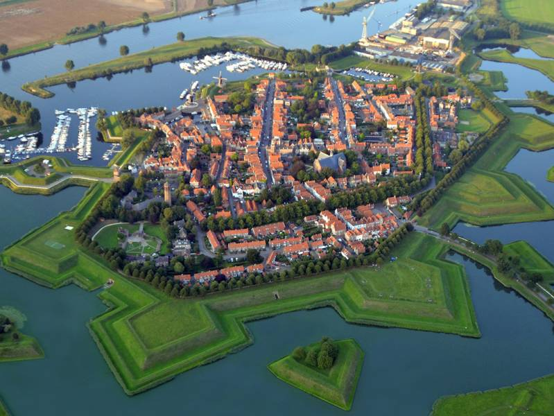 Weekend 2 days : Explore a historic fortified city - from 583 euros