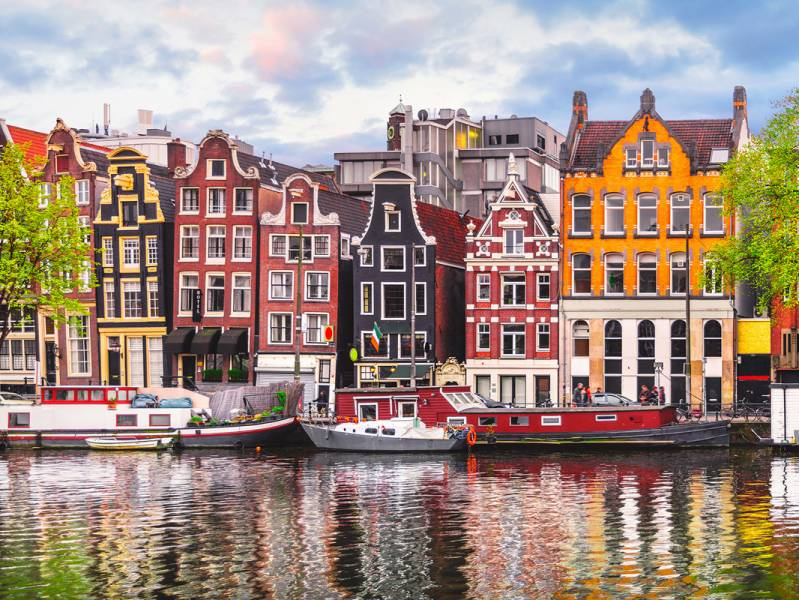 One week : Discover the very best of Holland - from 1166 euros