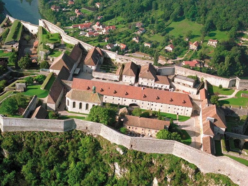 Short break : Discover Vauban's citadel at Besancon - à partir de  euros