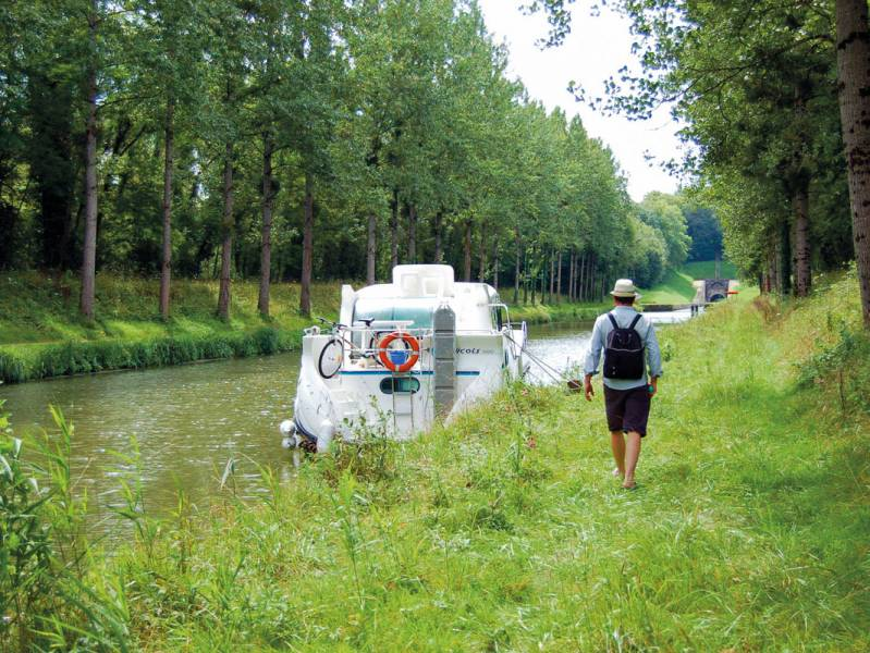 One week : Discover nature on the Saône - from 959 euros