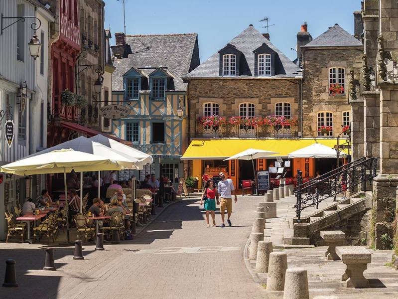 Short break : A medieval escape in Brittany - from 480 euros