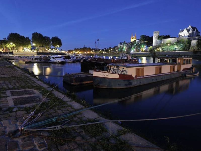 Weekend 2 days : Cruise to angers: The capital of Anjou - from 480 euros