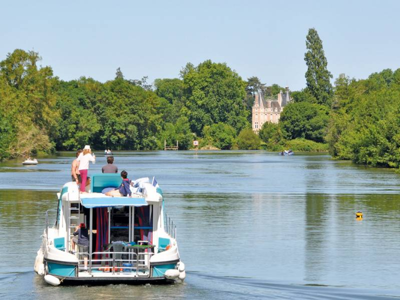 One week : The intriguing river Sarthe - from 959 euros