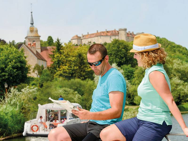 Weekend 2 days : Weekend break on the petite Saône - from 480 euros