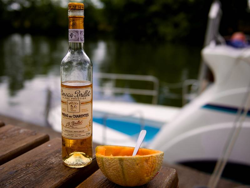 Short break : Gourmet cruise on the Charente - from 342 euros